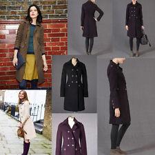 Boden Patternless Button Coats & Jackets for Women