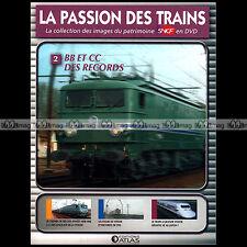 PASSION DES TRAINS N°2 CC 7107 RECORDS VITESSE TGV JAPON CHEMIN DE FER 1950-1960