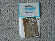 Accurate Armour 1/35 Cromwell A27M Cruiser Tank brass detail set