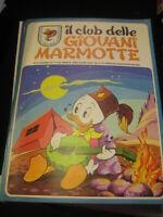 LIBRO: il club delle GIOVANI MARMOTTE 1976-77-ARNOLDO MONDADORI ED.VINTAGE stock