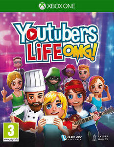 Youtubers Life OMG! XBOX ONE IT IMPORT DEEP SILVER