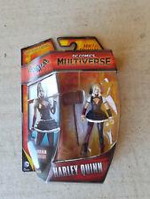 "DC Comics Multiverse: Batman Arkham Knight: HARLEY QUINN 3.75""  MOC"
