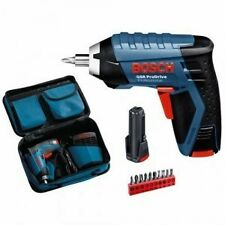 BOSCH GSR PRO DRIVE CORDLESS SCREWDRIVER 3.6V LI-IO- Genuine Bosch - Best Price