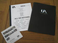 All Or Nothing Movie Press Kit Timothy Spall