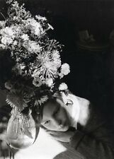 Alexander Rodchenko Photograph - Boy with Flowers