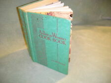 AMERICAN WOMAN'S COOK BOOK BEROLZHEIMER CULINARY ARTS  1939