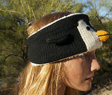 HEAD BAND HEADBAND Penguin snowboard mens womens Penguins NEW warm winter delux