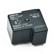 30A 250VAC G8P-1A4P 12VDC General-Purpose-Relay For Genuine Omron USA