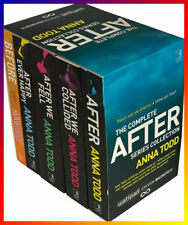 The Complete After Series Collection 7 Books by Anna Todd |P.D.F| 📩