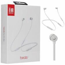 Beats by Dr. Dre BeatsX Beats X Wireless Bluetooth In-Ear Headphones- Silver