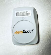 AeroScout TAG-2000 RFID Asset Tracking Transmitter Tag