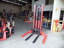 New Walkie Forklift, Full electric pallet stacker, Best value ever,Our Factory !
