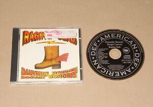 Raging Slab - Dynamite Monster Boogie Concert, CD Europe 1993 (5145502) Ex/Ex