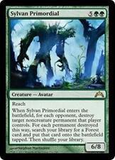 SYLVAN PRIMORDIAL Gatecrash MTG Green Creature—Avatar RARE