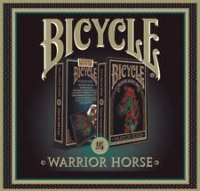 POKER CARDS - WARRIOR HORSE - Bicycle 1027282 - Poker, Skat usw. - NEU