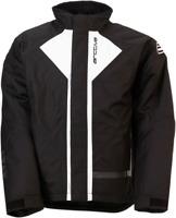 Arctiva Pivot 3 Insulated Jacket - Black/White / All Sizes