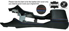 M  STITCHING CENTRE CONSOLE & ARMREST LEATHER COVERS FITS BMW E39 1996-2003 M///