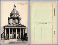 """FRANCE Postcard - Paris, The Pantheon """"2"""" AM"""