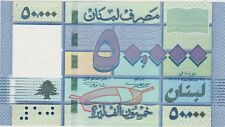 More details for p94a lebanon 50,000 livres in mint condition