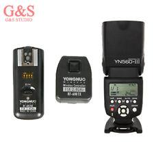 YongNuo YN560III Flash Light+RF-602 2.4GHz Wireless Remote Flash Trigger f Canon