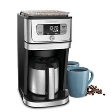 Cuisinart 10-Cup Burr Grind & Brew Coffee Maker