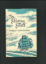 The Shining Sword by Charles Cunningham ( SIGNED 1st Ed. HB 1962 Poems )