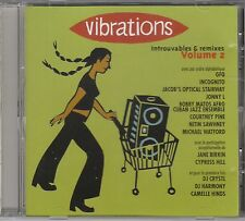 VARIOUS ARTISTS Vibrations - Introuvables & Remixes - Volume 2 CD