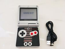 Nintendo Game Boy SP NES Special Edition - REFURBISHED SHELL Gameboy Advance GBA