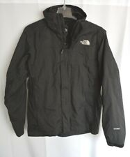 The North Face Hyvent Black Jacket 3 In 1 Men's Small