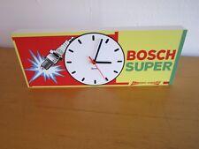 BOSCH WERKSTATTUHR 70er JAHRE, Repro, 50cm x 20cm x 4cm