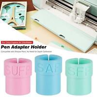 3 Pack Sharpie Pen Adapter Holder Compatible for Cricut Explore Air/Air 2 Maker