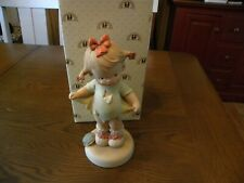 "1987 Memories of Yesterday ""Mommy, I Teared It"" Large Figurine 9"" in Orig. Box"