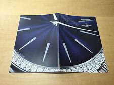Booklet PATEK PHILIPPE New Model 2006 - Calatrava Ref. 4896 - All Languages