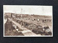 Photochrom Postcard Douglas I.O.M. , Villa Marina Gardens 79941 - PCBOX1