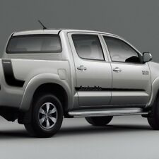 Toyota HILUX Invincible Graphics side decal stripe decal