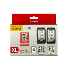 Canon PG-245XL/CL-246XL Ink Cartridge Value Pack