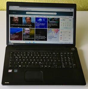"Toshiba Satellite C70D  17,3"" / AMD  E1-2100 APU / 4GB RAM, 500GB HDD, Win10"
