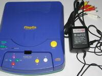 Bandai Playdia game machine, Quick Interactiave System, Easy multimedia JP USED