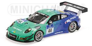 Minichamps 155166044 Porsche 911 GT3 R 1:18 ADAC Zürich 24H  #NEU in OVP#
