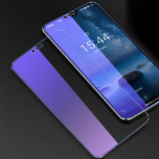2PCS Anti Blue Tempered Glass Screen Protector for Nokia 7 Plus 7Plus X6 6 2018