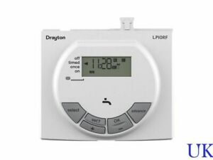 Drayton LP10RF Single Channel Programmer Receiver ONLY for Worcester Boilers NEW