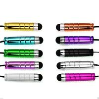 10X MINI STYLUS PEN FOR IPHONE 3G 3GS 4 4S IPAD 2 3 SAMSUNG HTC TOUCH TABLET PC