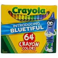 Crayola Crayons, 64 Ct