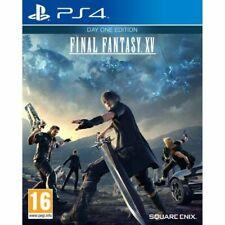 Final Fantasy XV * Final Fantasy 15 - PS4 neuf sous blister VF