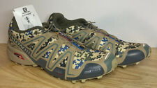 Salomon Men's Sz 13 Speedcross 3 Camo Trail Shoes, New w/o Box