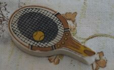 1980s Tennis Raquet Novelty Eraser / Rubber