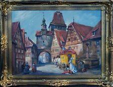 Akademischer Künstler Rudolf Warnecke 1904-1994 Historienmaler verzeichnet xxx