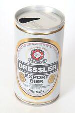 Dressler Export Beer Can