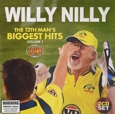 THE 12TH MAN (WILLY NILLY - GREATEST HITS CD SEALED + FREE POST)