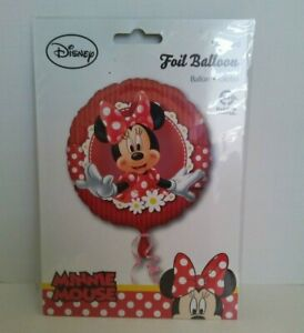 """Anagram 24813 Disney Mad About Minnie Mouse Foil Balloon 17"""" Multicolored"""
